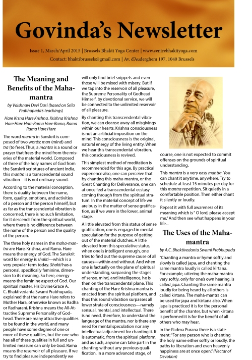 BYC.Newsletter.Issue