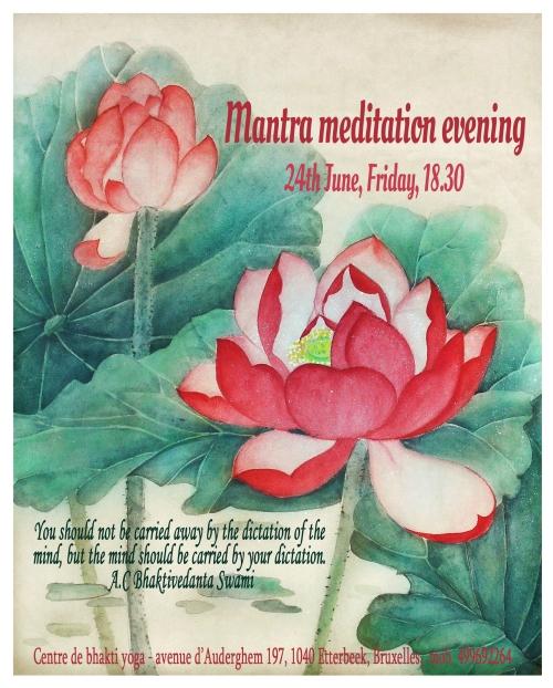 mantra meditation evening2